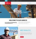 Architecture Website  Template 57920