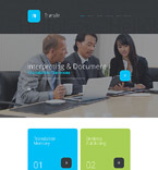 Website  Template 57925