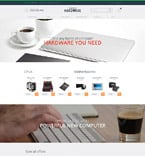 Computers PrestaShop Template 57930