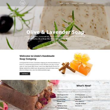 Preview image of Most Popular HTML Template No. 57931