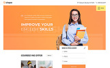 Responsivt Lingvo - Language School Multipage Simple HTML5 Bootstrap Hemsidemall