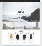 Fashion Shopify Template 57943