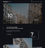 Architecture Website  Template 57947