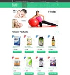 Medical Shopify Template 57948