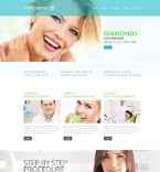 Medical Website  Template 57953