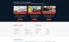 Responsywny szablon strony www Mariner - Construction Company Clean Responsive HTML #57954 Duży zrzut ekranu