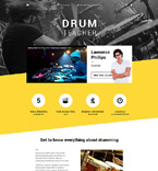 Education Website  Template 57960