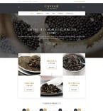 Food & Drink Shopify Template 57967