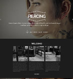 Beauty Website  Template 57979