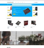 Computers Magento Template 57988