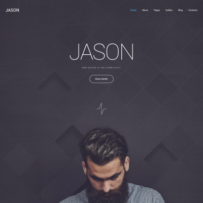 Designer portfolio joomla template 39307 maxwellsz