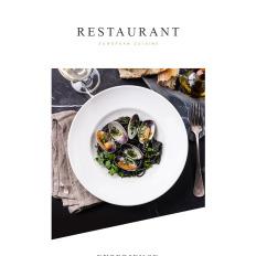 cafe and restaurant newsletter templates templatemonster