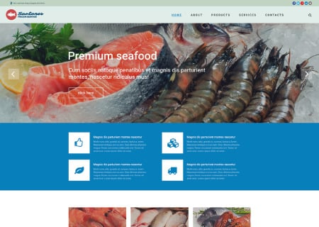 Frozen Food Responsive