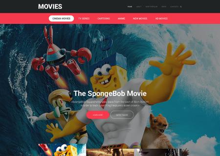 Movie Responsive