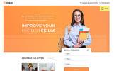 """Responzivní Šablona webových stránek """"Lingvo - Language School Multipage Simple HTML5 Bootstrap"""""""
