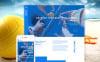 Reszponzív Röplabda témakörű  Joomla sablon New Screenshots BIG