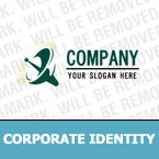 Communications Corporate Identity Template 5813