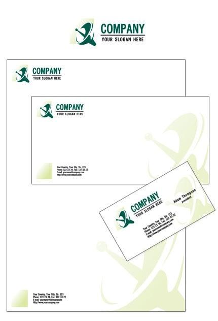 Corporate Identity 5813 Screenshot