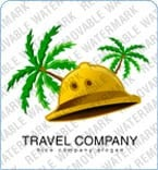 Travel Logo  Template 5836