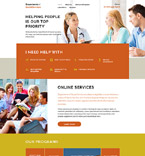 Society and Culture Website  Template 58009
