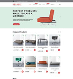 Furniture Shopify Template 58012