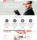 Website  Template 58017