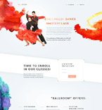 Education Landing Page  Template 58026