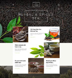 Food & Drink Shopify Template 58028