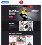 Education Landing Page  Template 58029