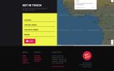 """Hip-Hop - Dance Studio Creative HTML"" Responsive Landingspagina Template"