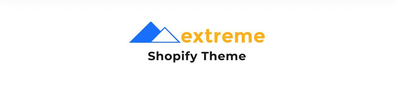 extreme sports shopify theme