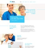 Medical Joomla  Template 58033