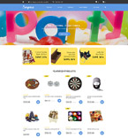 Gifts OpenCart  Template 58036