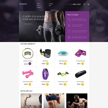 Купить  пофессиональные VirtueMart шаблоны. Купить шаблон #58038 и создать сайт.