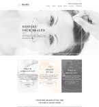 Medical Joomla  Template 58044