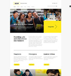 Education Joomla  Template 58047