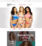Fashion PrestaShop Template 58048