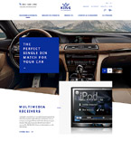Cars OpenCart  Template 58049