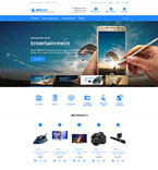 Electronics Magento Template 58050