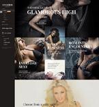 Fashion Shopify Template 58057