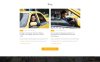 Express - Taxi Services Multipage HTML Template Web №58064 Screenshot Grade