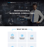 Landing Page  Template 58067