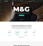 Website  Template 58071