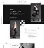 Fashion Shopify Template 58072