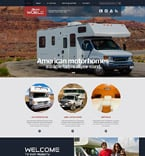 Cars Website  Template 58078