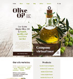 Food & Drink Joomla  Template 58081