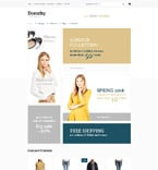 Fashion VirtueMart  Template 58084