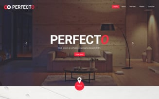 Perfecto Website Template