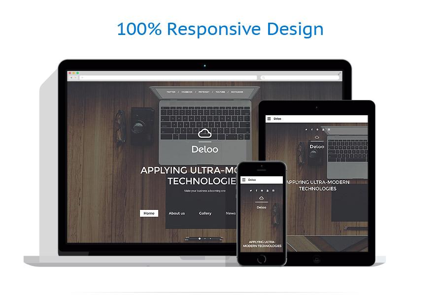 Modèles HTML5 Web design #58092