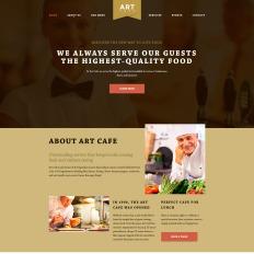 22 best cafe website templates